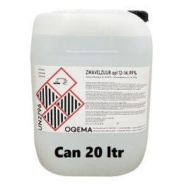 Zwavel 20 ltr - 14,99%
